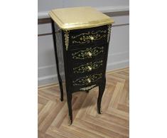 Commode baroque Cabinet Louis XV AaKm0111 de style antique