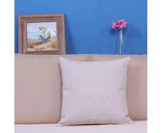 Tongshi® Lit Voiture de la Maison Canapé Décoratif Coloré Oreiller de Plumes de cas de Couverture de Coussin