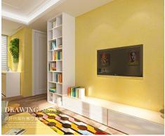 BTJC Papier peint non-tissé solide fond soie clair chambre porche salon salle à manger étude complète boutique
