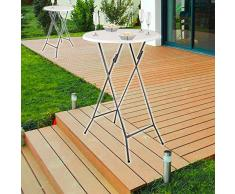 ProBache - Table haute de bar pliante mange debout