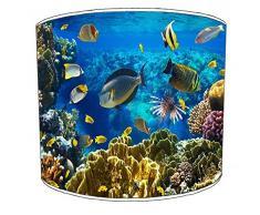 Premier Lighting 20,3 cm Table Marine Aquarium Lampshades5, 30,5 cm