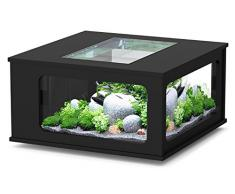 ZOLUX-AQUA TABLE- AQUARIUM LED 100X100 NOIR