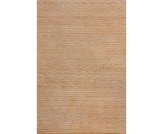 casamia Vitrine d'angle 2 Portes en pin Massif 120 x 212 x 42 cm