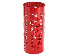 Versa - Porte Parapluie Rouge