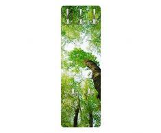 Garde robe - Tree of Life 139x46x2cm, portemanteau, vestiaire, mural, porte manteaux design