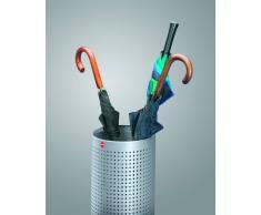 Hailo 0990-302 Porte-parapluie ProfiLine Basket en acier inoxydable
