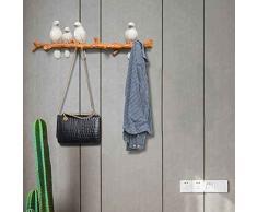 LIANGJUN Chapeau Porte-manteaux Mural Crochets Forme De Brindilles D'arbre Salon Chambre, 3 Tailles Disponibles ( Couleur : 46.5X16cm )