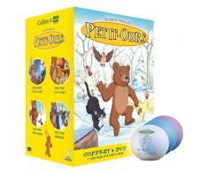 Petit-Ours - Coffret 4 DVD + une veilleuse multicolore