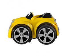 Chicco - Véhicule Miniature - Modèle Simple - Turbo Touch Stunt - Jaune