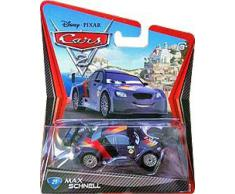 Disney Pixar Cars 2 - Max Schnell # 21 - Véhicule Miniature - Voiture