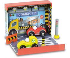 Vilac - 2366 - Véhicule Pour Enfant - Mon Coffret De Garage
