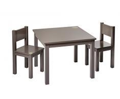 Pioupiou et Merveilles Table Enfant Taupe