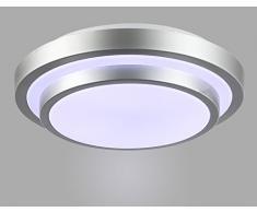 Lampe de salon/lampe de chambre/lampe ronde minimaliste moderne/plafonnier personnalisé pour chambre d'enfant