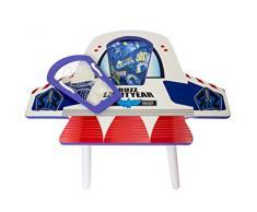 Disney Toy étage Buzz l'Éclair Rocket en bois pour enfants Table et deux chaises – Chambre d'enfant/salle de jeux