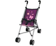 Bayer Design - 30157 - Poussette Canne - Réglable - Papillon - 55 Cm