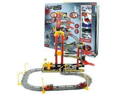 Circuit de Voitures miniatures enfant - Garage City