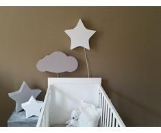 lampe murale enfant acheter lampes murales enfant en ligne sur livingo. Black Bedroom Furniture Sets. Home Design Ideas