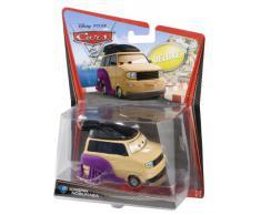 Cars - V2848 - Voiture Miniature - Cars 2 - Kingpin Nobunaga