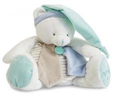 Baby nat' Les Tendres Range Pyjama Forme Ours Bleu