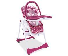 Chaise haute pliante évolutive Baby Fox Élégant 'Japonaise'