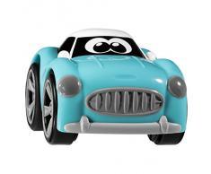 Chicco - Véhicule Miniature - Modèle Simple - Turbo Touch Stunt - Bleu