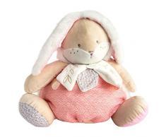 Doudou et Compagnie Lapin de SUCRE Rose - Range Pyjama