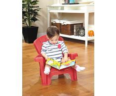 Little Tikes - 636783m - Outillage De Jardin Pour Enfants - Chaise - Rouge