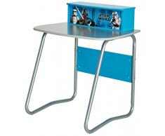 Star Wars 865537 Junior Bureau Bois Bleu 57 x 70 x 80 cm