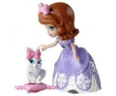 Disney Princesse Sofia et lapin blanc dans son chateau
