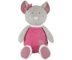 Sucre DOrge - sleepwear - Mixte - sucre dorge - grande peluche range pyjama souris rose