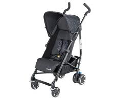 Safety 1st CompaCity Poussette Canne Multipositions Splatter Black - collection 2017