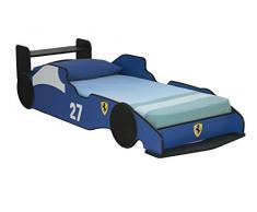Lit voiture de course formule 1