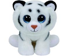 Ty - Beanie Babies - Peluche Tundra Le Tigre 15 cm