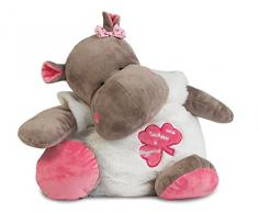 Baby nat' Range Pyjama Zoé l'Hippo Rose