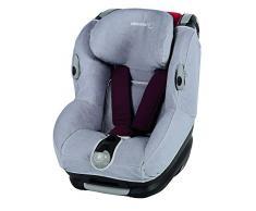 Housse d'Été Bébé Confort pour Siège auto Opal de Groupe 0+/ 1, Cool Grey