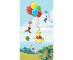 Disney Winnie the Pooh - Set 1 Rideau pour Chambre d'enfant /porte française