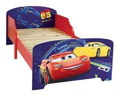 Fun House 712761 CARS Lit pour Enfant MDF 140x70x59 cm