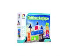 Smartgames - SG 030 FR - Château Logique - Jeu de Réflexion de Logique et dObservation