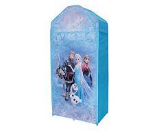 Fun House 712547 Reine Des Neiges Penderie avec Etagère pour Enfant Intissé 70 x 43 x 157 cm