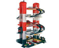 Maison Futée - Super garage 5 étages pour enfants