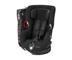 Bébé Confort Siège Auto Pivotant de Groupe 1 Axiss, Siège Auto Inclinable, de 9 Mois à 4 Ans, de 9 à 18 kg, Nomad Black