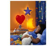 IKEA SMILA Lampe murale pour enfant 5 motifs - Lune