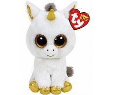 Ty - Beanie Boos - Pegasus la Licorne - Peluche 15 cm