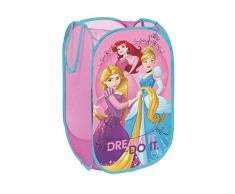 Disney Les Princesses - Panier à Linge - Coffre à jouets