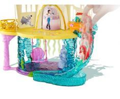 Poupée mini château Ariel La petite sirène