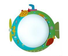 Chambre d'enfant plafonnier/sous-marin