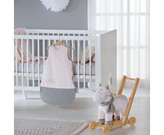 Noukie's Range-Pyjama Poudre d'Etoiles Rose