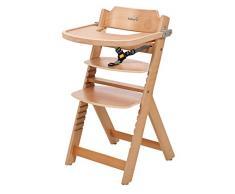 SAFETY 1ST La chaise haute Timba bois naturel chaise bébé, naturel