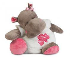 Baby nat Range Pyjama Zoé lHippo Rose