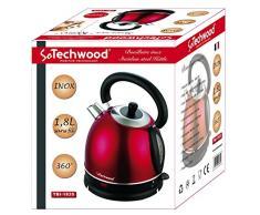 Techwood TBI-1835 Bouilloire 1,8 L